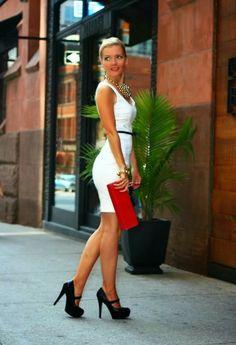 Fabulosos vestidos de noche elegantes | Moda 2014