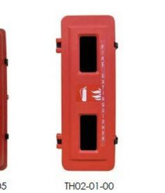 TH02-01-00 | Plastic Extinguisher Cabinet Large | Extinguisher Cabinets | Southside Fire & Safety