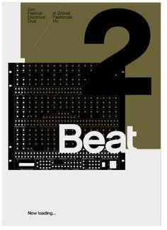 Beat Festival 2 _ Id marindsgn by MARIN DSGN