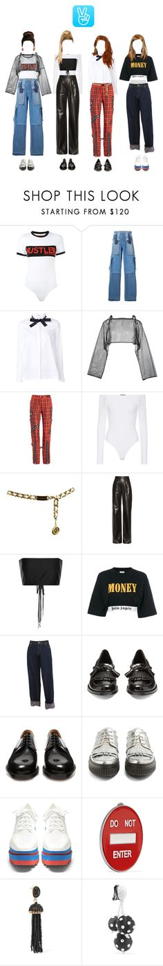 """RXXX - 'Message to all our fans!' V APP Entry #2 0709"" by rxxxlizet ❤ liked on Polyvore featuring Hood by Air, Misbehave, Brunello Cucinelli, demoo parkchoonmoo, Moschino, ATM by Anthony Thomas Melillo, Chanel, Maison Rabih Kayrouz, The Row and Palm Angels"