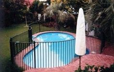 Curved Pool Fencing Fence Warehouse can manufacture any steel fencing including a full range of curved steel fencing Melbourne.  we are the pool fencing Melbourne specialists for all steel pool fencing. Visit: http://fencewarehouse.com.au/curved_pool_fencing.htm …