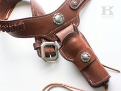 A1 Quickdraw Bounty Hunter Holster