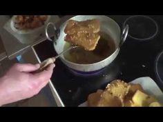 Ayurvedisch unterwegs - Brotpakoras Ayurveda, Chocolate Fondue, Desserts, Food, Simple, Food Food, Meal, Deserts, Essen