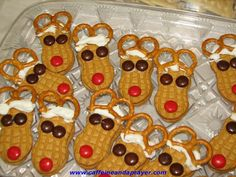 Art Reindeer edible-crafts-for-kids-programs