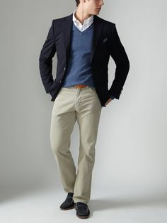 Where are the men who dress like this? So handsome!