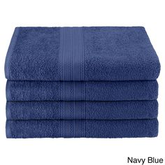 Simple Elegance Superior Eco Friendly Soft and Absorbent Bath Towel