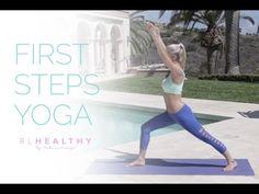 First Steps Yoga | Rebecca Louise - YouTube