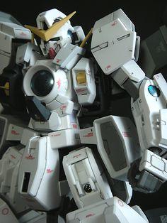 1/100 Gundam Virtue Twin Drive Custom Build - Gundam Kits Collection News and Reviews
