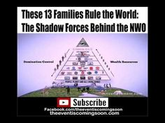 Finally Exposed: The 13 Families That Are Secretly Ruling The World: Rothschild (Bauer or Bower) Bruce Cavendish (Kennedy) De Medici Hanover Hapsburg Krupp Plantagenet Rockefeller Romanov Sinclair (St. Clair) Warburg (del Banco) Windsor (Saxe-Coburg-Gothe)