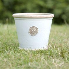 Kew Royal Botanic Gardens Grande Pot Duck Egg Blue - Large | SALE