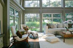 34 Stunning Modern Farmhouse Living Room Ideas #FarmhouseLivingRoom
