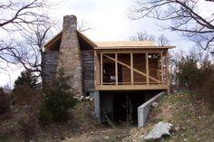 STAMMER LOG HOME - Little Cedar Log Homes