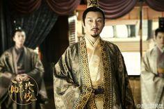 Liu Yi Jun as Heavenly King--The Princes of Lost Love in Times