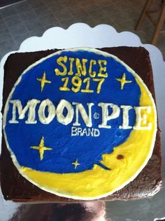 MoonPie Cake by Toomey's Mardi Gras and Party Supplies