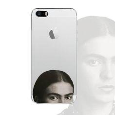 frida kahlo Iphone clear case Iphone 7 plus case Iphone 6
