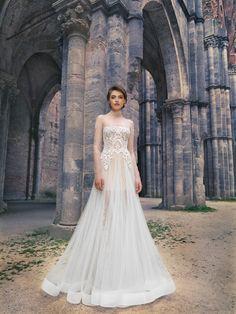 "Toscana-""Land of Love"" 2016 One Shoulder Wedding Dress, Wedding Dresses, Fashion, Dream Wedding Dresses, Boyfriends, Wedding, Bride Dresses, Moda, Bridal Wedding Dresses"