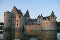 Castle de sully