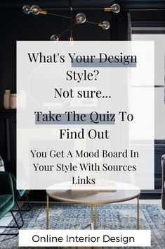 Take the quiz to find out your design style and get a mood board with source links. Interior Design Styles Quiz, Online Interior Design Services, Interior Design Business, Interior S, Home Interior Design, Shabby Chic Slipcovers, Eclectic Design, Modern Design, Modern Farmhouse Interiors