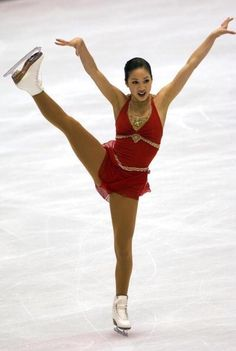 Michelle Kwan.I love watching Michelle Kwan.Please check out my website thanks. www.photopix.co.nz