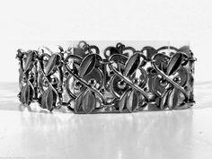 WMF Ikora Art Deco Silber Armband ° signierter Armschmuck