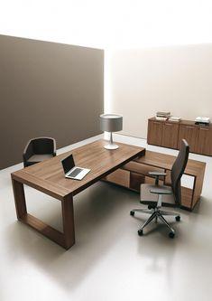 Le plus chaud Pic Bureau direction Style Corporate Office Design, Business Office Decor, Small Office Design, Office Table Design, Office Furniture Design, Small Room Design, Workspace Design, Office Interior Design, Home Office Decor