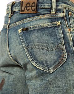 Lee Denim, Lee Jeans, Denim Jeans, Fashion Wear, Denim Fashion, Fasion, Blue Lee, Abs Boys, Japanese Denim