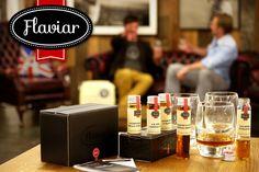 #Flaviar - A Spirits Subscription Service