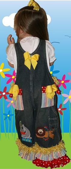 Image detail for -Boutique Girls Circus Clown Birthday Overalls|Circus Clothes