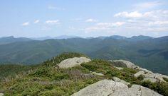 Vue sommet Algonquin, Adirondacks, juillet 2015 Mountains, Usa, Nature, Travel, Upstate New York, Naturaleza, Viajes, Destinations, Traveling