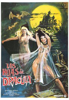 VAMPYRES (1974) LAS HIJAS DE DRACULA by José Ramón Larraz