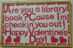 Valentine library bulletin boards - Bing Images