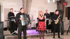 Videoclip Live Nunta Ca La Romani. Formatia Cryss Band pentru nunti, botezuri, petreceri private si corporate, garantia unui eveniment special.