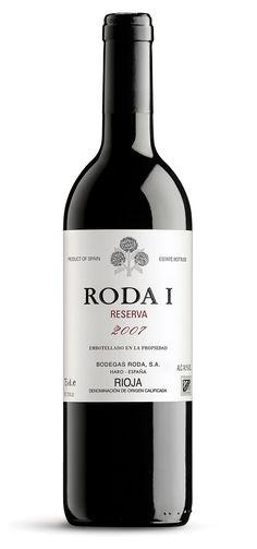 RODA I 2007, la nueva añada del mítico vino de Bodegas RODA, ya está en el mercado. Elaborado exclusivamente con uva tempranillo, la añada 2007 se caracteriza por su gran intensidad y complejidad frutal.  vinos maximum taninotanino