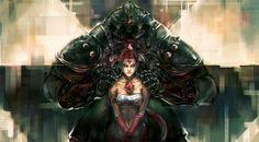 Nabooru - Zelda fanart