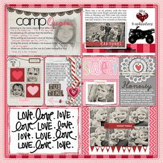 PL Week 7 b - Digital Scrapbooking Ideas - DesignerDigitals