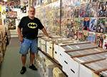 New Paltz man's passion for comic books also his business