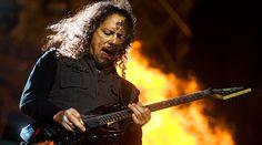 ~Hammett Paying Tribute To Exodus Singer Paul Baloff~