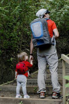 Excursión mochilas