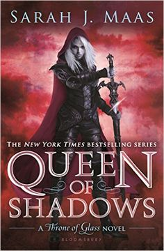 New Teen Releases: Queen of Shadows by Sarah J. Maas