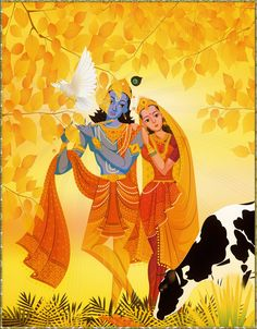 Harald Dastis ~ Krishna et Râdha Hare Krishna, Krishna Radha, Lord Shiva Painting, Krishna Painting, Spiritual Wallpaper, Buddha Doodle, Indiana, Radha Krishna Wallpaper, Hindu Festivals