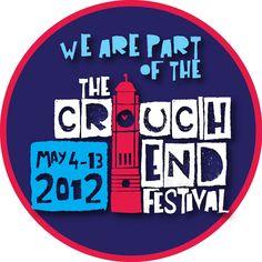 Crouch End Festival Logo