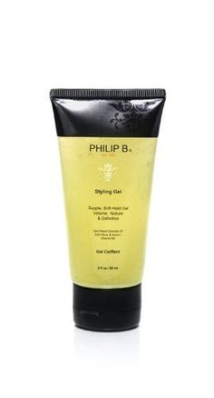 Philip B Hair Styling Gel by Philip B.. $19.99. A multi-purpose soft-hold gel that volumizes, adds texture and gives definition and control to all hair types.