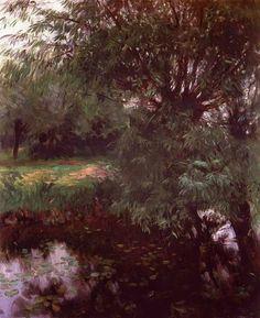 ARTE Y ARTISTAS: John Singer Sargent - parte 6