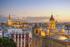 Sevilla, Španielsko   Dromedár.sk