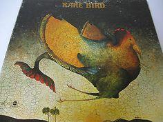 Rare Bird Self Titled Debut ABC Probe CPLP-4514 Stereo Vinyl Record Album LP