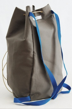 MINIMAL DRAWSTRING backpack