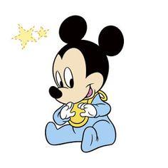 Borboleta Azul: Disney Baby