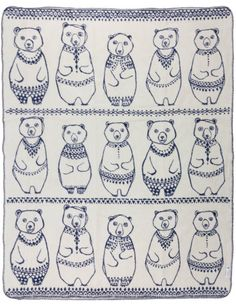 Greenland Gang Blanket