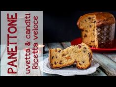 Panettone al farro vegan | Video ricetta