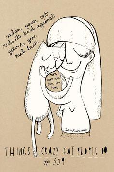 That's not crazy! (LaraLuis.Illustration)
